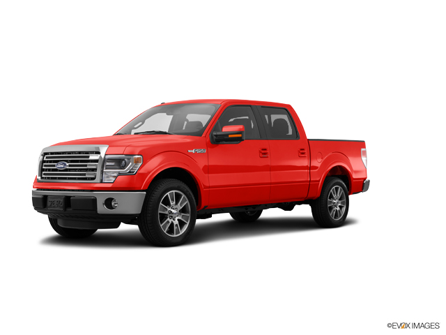 Used Race Red 2014 Ford F 150 2WD SuperCrew 5 1 2 Ft Box