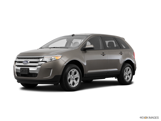Used 2014 Mineral Gray Metallic Gray Ford Edge 4dr Limited