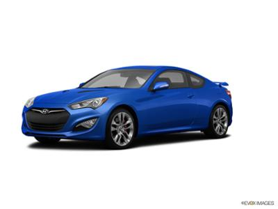 2015 Hyundai Genesis Coupe at Hyundai SA North