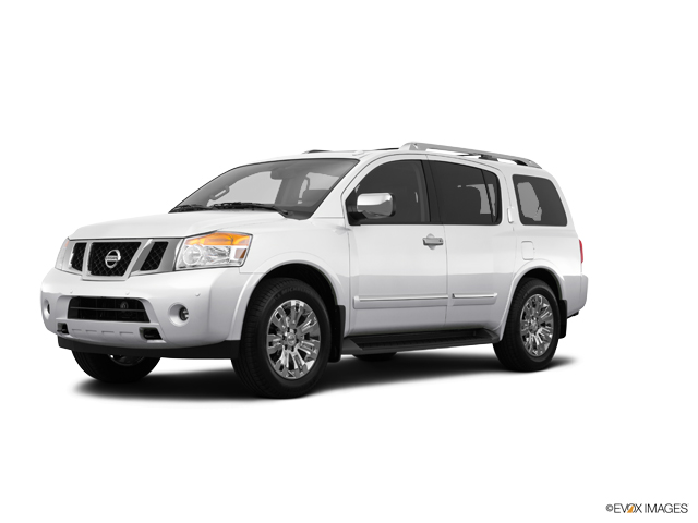 Used White 2015 Nissan Armada For Sale In Baton Rouge La