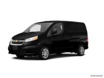 2015 City Express Cargo Van LS