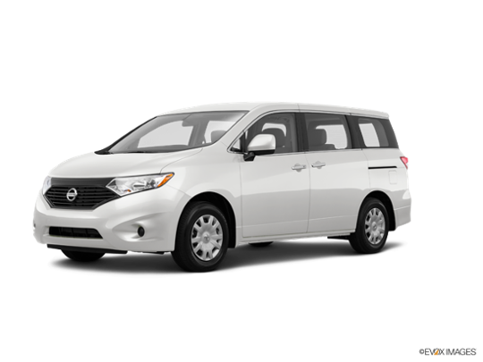 2015 Nissan Quest in White Pearl