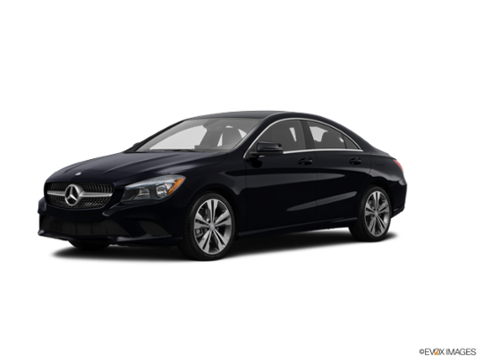 2015 Mercedes-Benz CLA-Class in Night Black