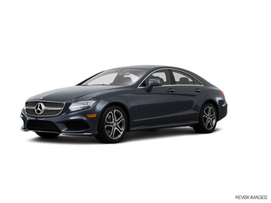 2015 Mercedes-Benz CLS-Class in Steel Gray Metallic