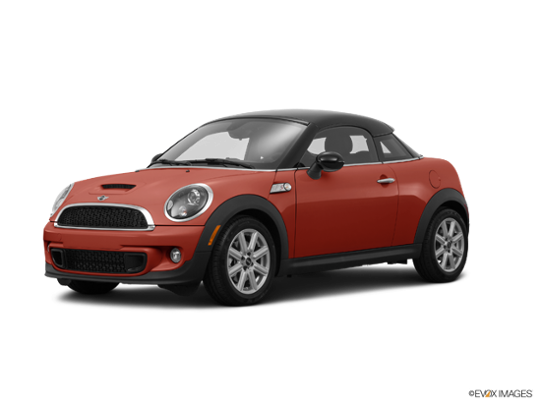 2015 MINI John Cooper Works Coupe in Spice Orange Metallic