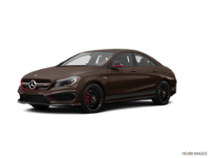2015 CLA-Class CLA45 AMG