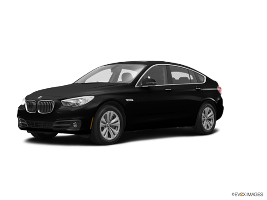 2015 BMW 550i Gran Turismo in Jet Black