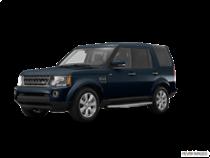 2015 LR4 4WD 4dr