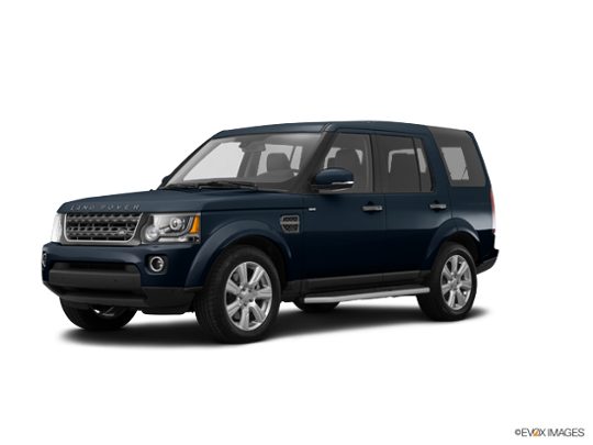 2015 Land Rover LR4 in Mariana Black
