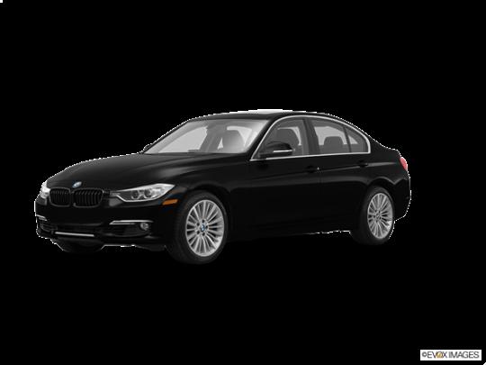 2015 BMW 335i xDrive in Jet Black