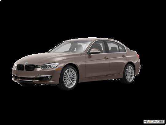 2015 BMW ActiveHybrid 3 in Sparkling Bronze Metallic