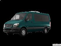 "2015 Sprinter Passenger Vans 4WD 2500 170"""
