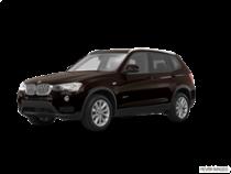 2016 X3 sDrive28i RWD 4dr SAV