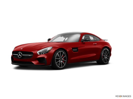 2016 Mercedes-Benz AMG GT in designo Cardinal Red Metallic
