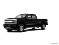 2015 Silverado 3500HD Built After Aug 14 LTZ