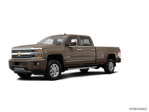 2015 Silverado 3500HD Built After Aug 14 High Country