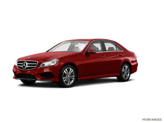2016 Mercedes-Benz E-Class in designo Cardinal Red Metallic