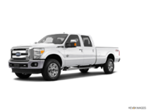 2016 Super Duty F-350 SRW Platinum