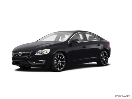 2016 Volvo S60 in Onyx Black Metallic