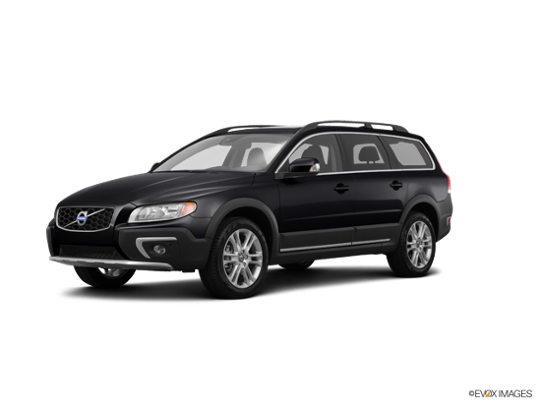 2016 Volvo XC70 in Onyx Black Metallic