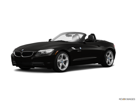 2016 BMW Z4 sDrive28i in Jet Black