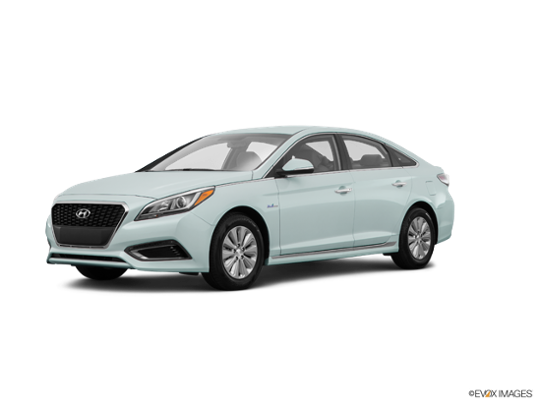 2016 Hyundai Sonata Hybrid in Seaport Mist
