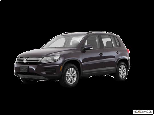 New Volkswagen Tiguan from your Birmingham, AL dealership, Royal Automotive.