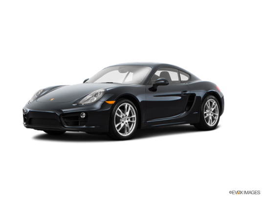 2016 Porsche Cayman in Black