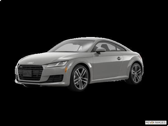 2016 Audi TT in Florett Silver Metallic