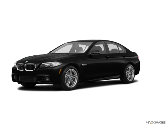 2016 BMW 528i in Jet Black
