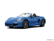 2016 Porsche Boxster at Stevinson Imports