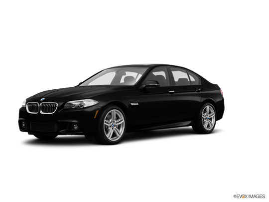 2016 BMW 535i xDrive in Jet Black
