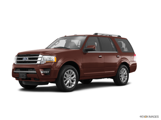 2016 Ford Expedition in Bronze Fire Metallic