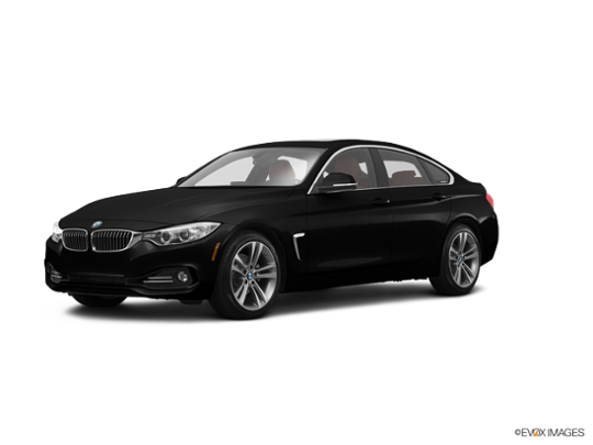 2016 BMW 428i in Jet Black