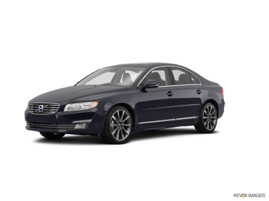 2016 Volvo S80 in Savile Gray Metallic