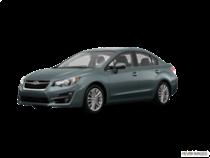 2016 Impreza Sedan 4dr CVT 2.0i