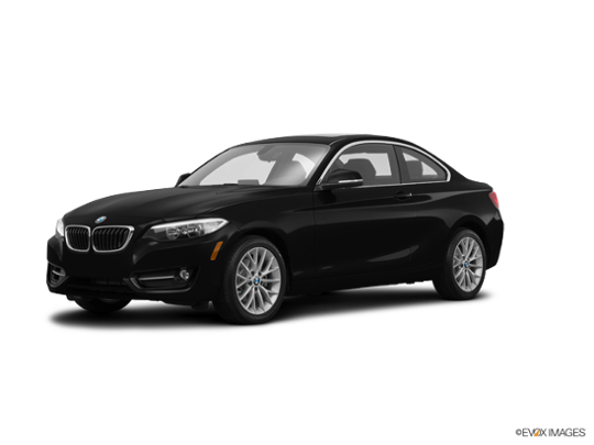 2016 BMW 228i in Jet Black