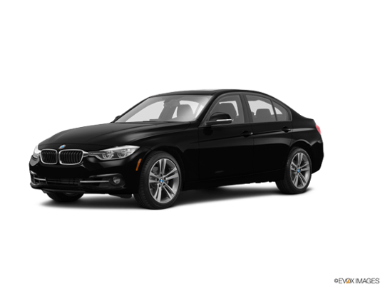 2016 BMW 328i in Jet Black