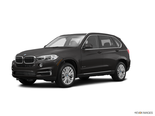 2016 BMW X5 sDrive35i in Dark Graphite Metallic