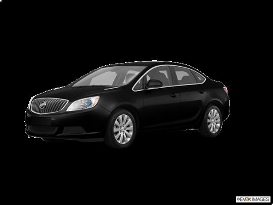 2016 Buick Verano in Ebony Twilight Metallic