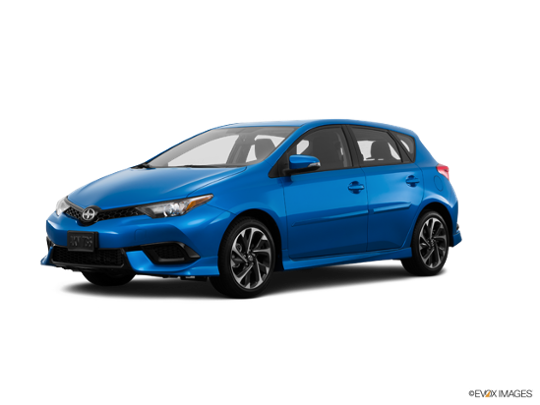 2016 Scion iM in Electric Storm Blue