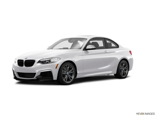 2016 BMW M2 in Alpine White