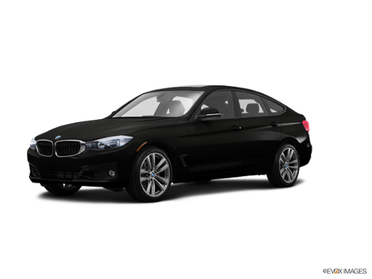 2016 BMW 328i xDrive Gran Turismo in Jet Black