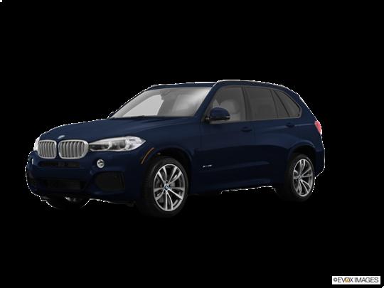 2016 BMW X5 M in Carbon Black Metallic