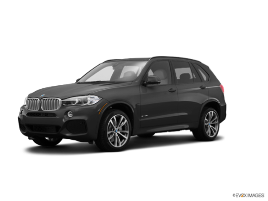 2016 BMW X5 xDrive50i in Dark Graphite Metallic