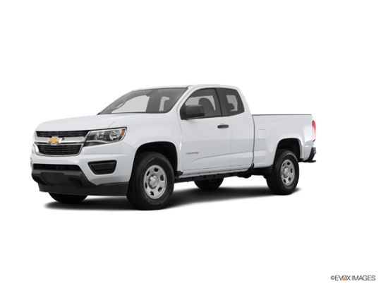 2016 Chevrolet Colorado in Summit White