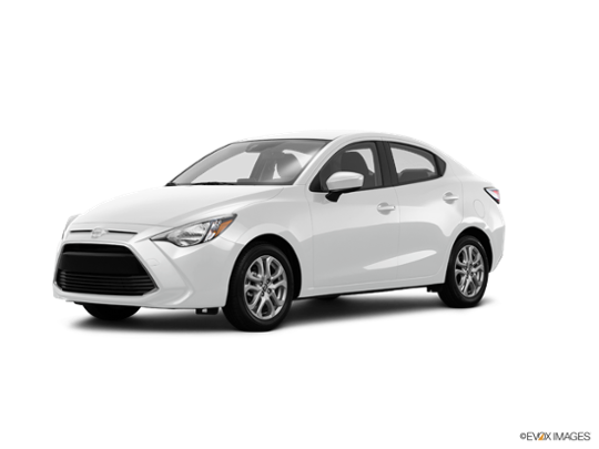2016 Scion iA in Frost