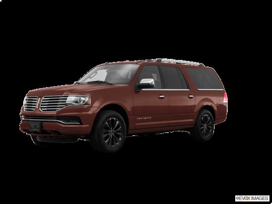 2016 LINCOLN Navigator L in Bronze Fire Metallic