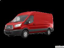"2016 Transit Cargo Van T-250 130"" Med Rf 9000 GVWR Dual Dr"