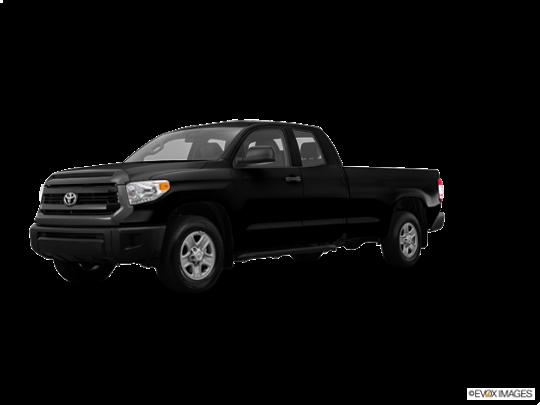 2016 Toyota Tundra 4WD Truck in Black
